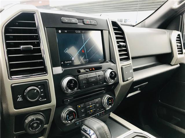 2018 Ford F-150 Lariat (Stk: JKC37302) in Surrey - Image 20 of 30