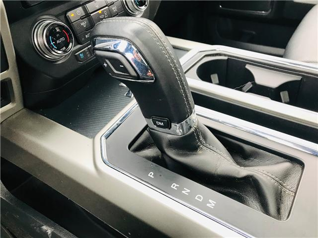 2018 Ford F-150 Lariat (Stk: JKC37302) in Surrey - Image 21 of 30