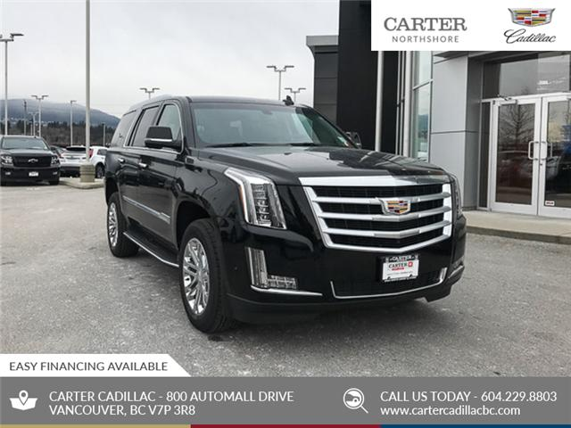 2019 Cadillac Escalade Base (Stk: 9D40960) in North Vancouver - Image 1 of 23