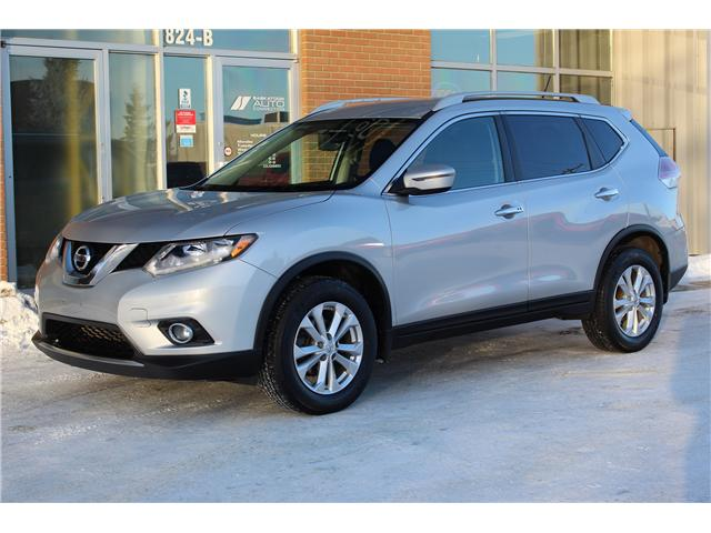2016 Nissan Rogue SV (Stk: 833593) in Saskatoon - Image 1 of 21
