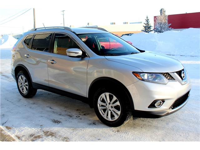 2016 Nissan Rogue SV (Stk: 833593) in Saskatoon - Image 4 of 21