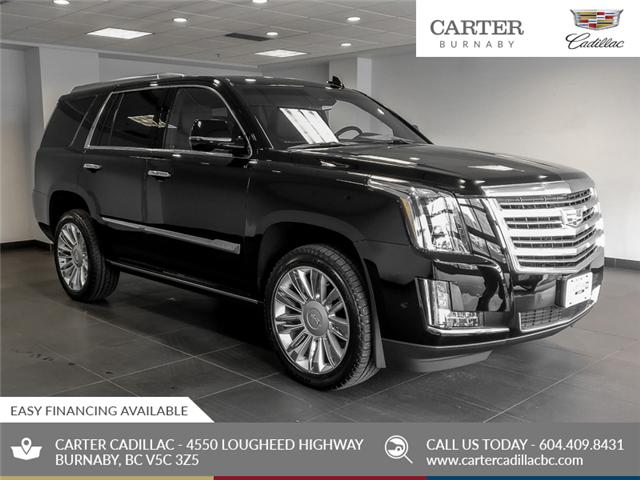 2019 Cadillac Escalade Platinum (Stk: C9-35800) in Burnaby - Image 1 of 24