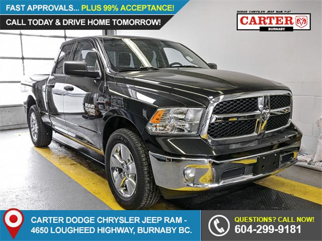2019 RAM 1500 Classic ST (Stk: 8907250) in Burnaby - Image 1 of 11