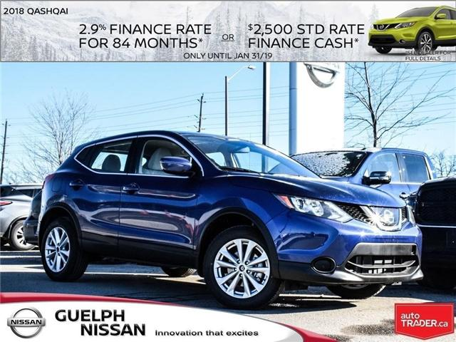 2018 Nissan Qashqai S (Stk: N19870) in Guelph - Image 2 of 21
