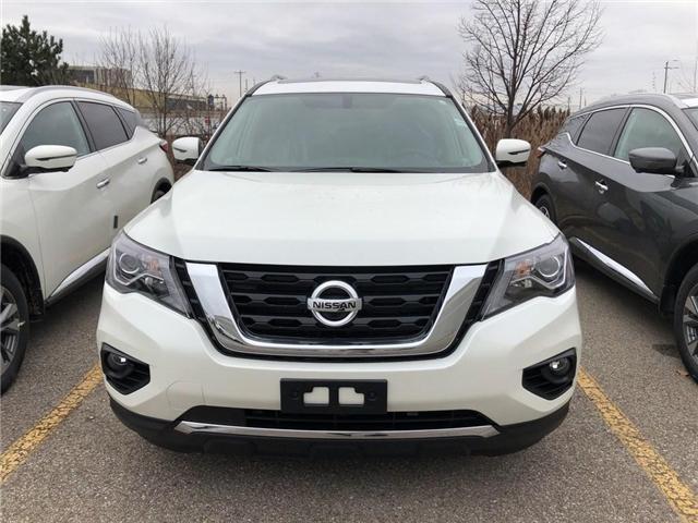 2019 Nissan Pathfinder  (Stk: Y4018) in Burlington - Image 2 of 5