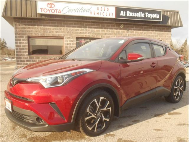 2018 Toyota C-HR XLE (Stk: 185381) in Peterborough - Image 1 of 17