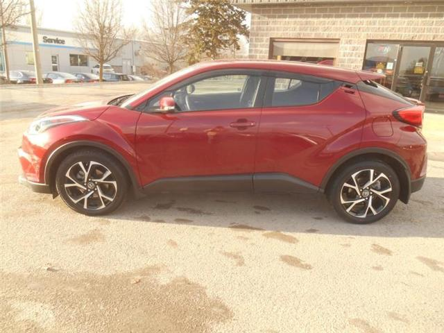 2018 Toyota C-HR XLE (Stk: 185381) in Peterborough - Image 2 of 17