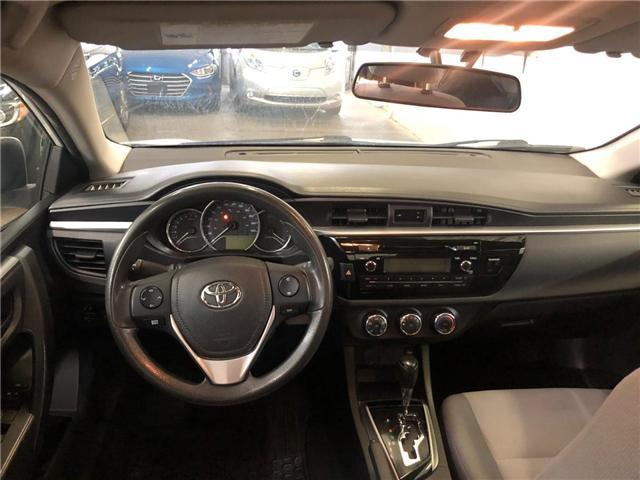 2015 Toyota Corolla  (Stk: 233535) in Brampton - Image 6 of 7