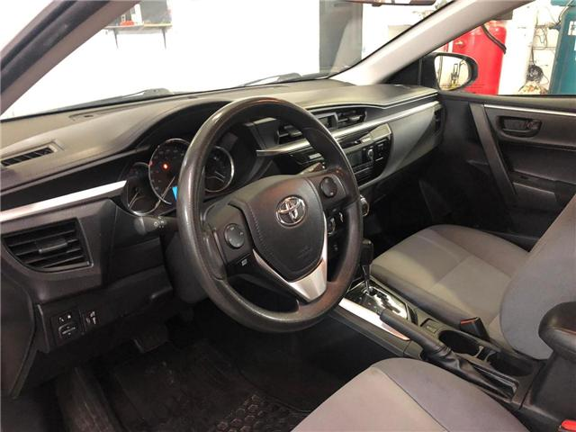 2015 Toyota Corolla  (Stk: 233535) in Brampton - Image 7 of 7