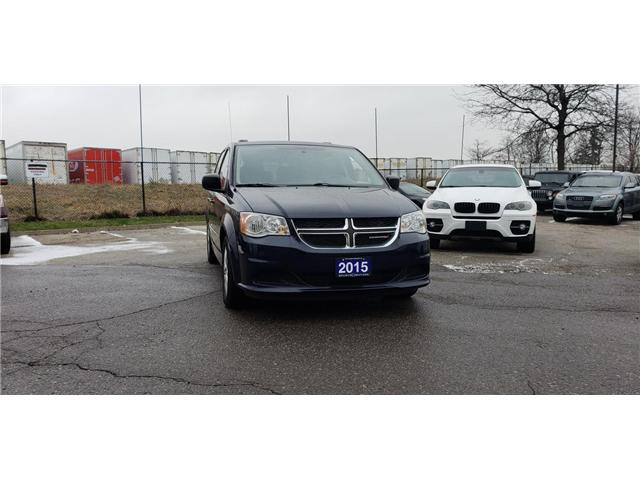 2015 Dodge Grand Caravan SE/SXT (Stk: 579154) in Brampton - Image 1 of 6