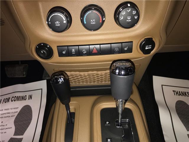 2013 Jeep Wrangler Unlimited Sahara (Stk: 628974) in Toronto - Image 12 of 12