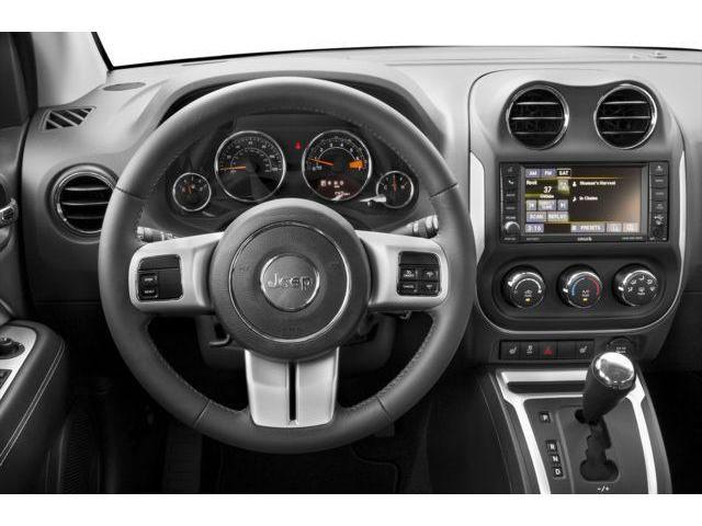 2015 Jeep Compass Sport/North (Stk: PW0356) in Devon - Image 4 of 9