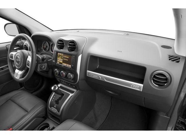 2015 Jeep Compass Sport/North (Stk: PW0356) in Devon - Image 9 of 9