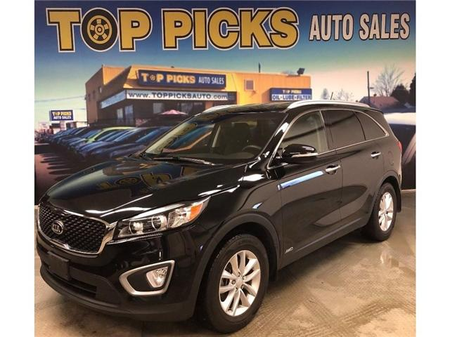 2016 Kia Sorento 2.4L LX (Stk: 172157) in NORTH BAY - Image 1 of 26