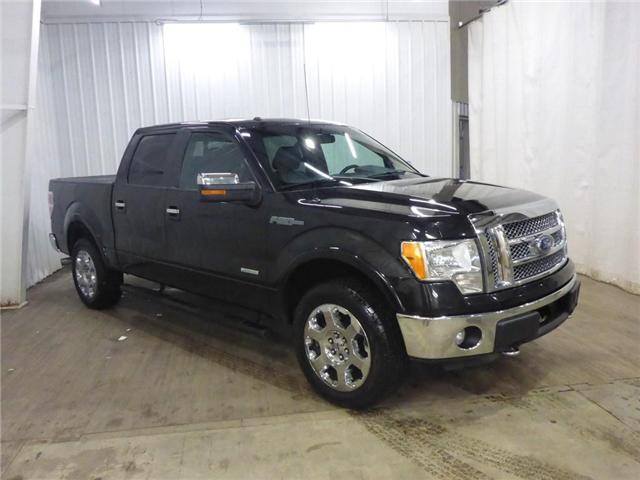 2012 Ford F-150 Lariat (Stk: 19020411) in Calgary - Image 1 of 30