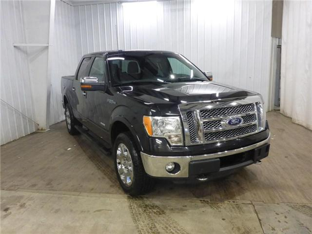 2012 Ford F-150 Lariat (Stk: 19020411) in Calgary - Image 2 of 30