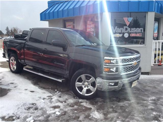 2015 Chevrolet Silverado 1500 LT 1LT (Stk: 183940A) in Ajax - Image 1 of 22
