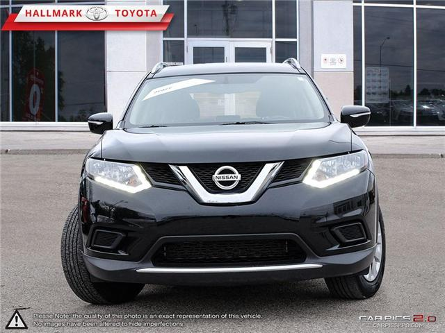 2015 Nissan Rogue S FWD CVT (Stk: HU4551) in Orangeville - Image 2 of 27
