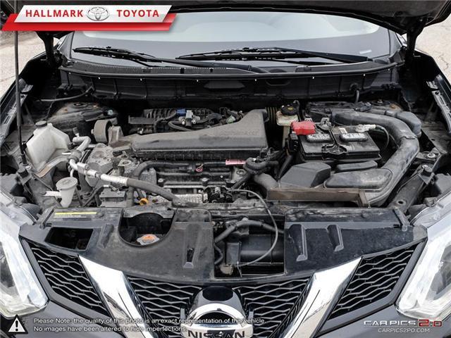 2015 Nissan Rogue S FWD CVT (Stk: HU4551) in Orangeville - Image 8 of 27