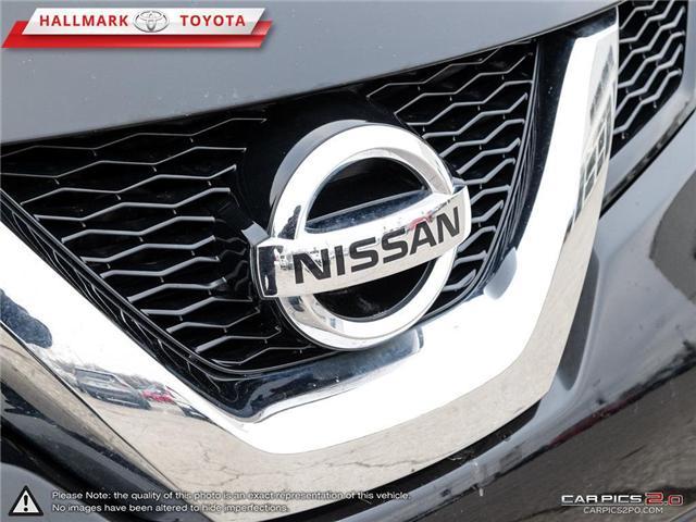 2015 Nissan Rogue S FWD CVT (Stk: HU4551) in Orangeville - Image 9 of 27