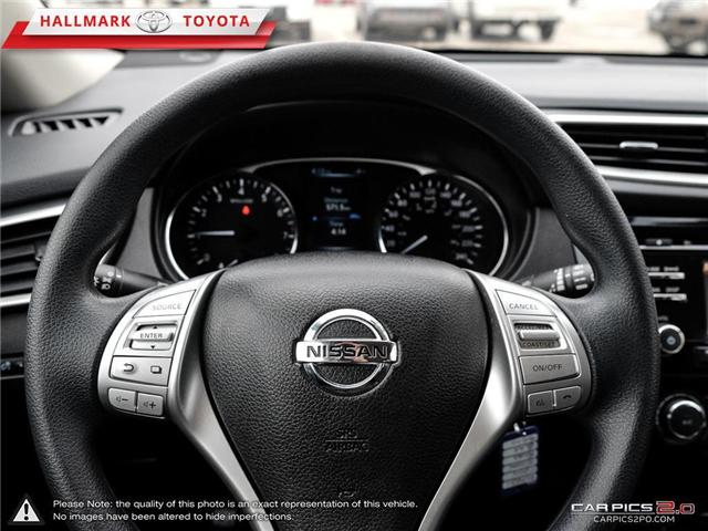 2015 Nissan Rogue S FWD CVT (Stk: HU4551) in Orangeville - Image 14 of 27