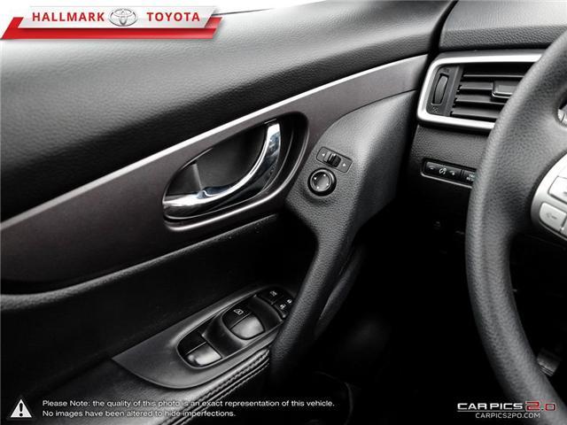 2015 Nissan Rogue S FWD CVT (Stk: HU4551) in Orangeville - Image 17 of 27