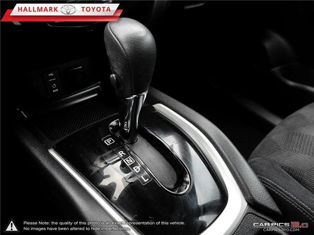 2015 Nissan Rogue S FWD CVT (Stk: HU4551) in Orangeville - Image 19 of 27
