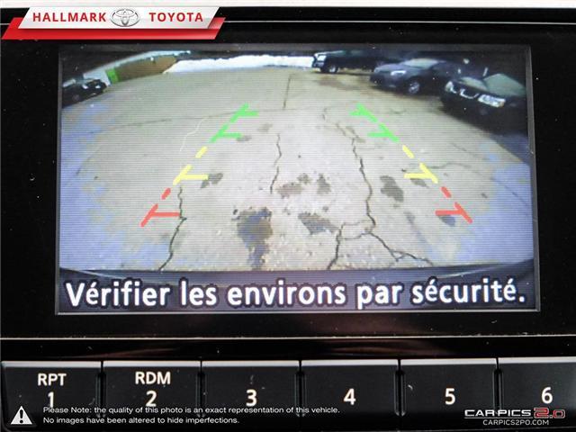 2015 Nissan Rogue S FWD CVT (Stk: HU4551) in Orangeville - Image 21 of 27