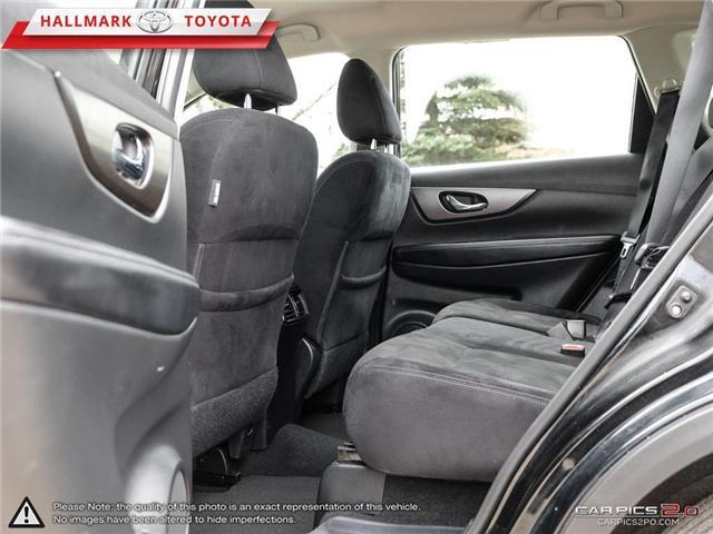 2015 Nissan Rogue S FWD CVT (Stk: HU4551) in Orangeville - Image 24 of 27