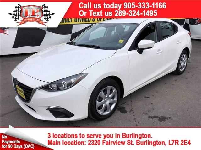 2015 Mazda Mazda3 GX (Stk: 45973r) in Burlington - Image 1 of 18