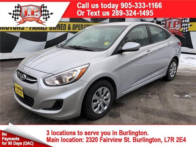 2016 Hyundai Accent  (Stk: 46032r) in Burlington - Image 1 of 23