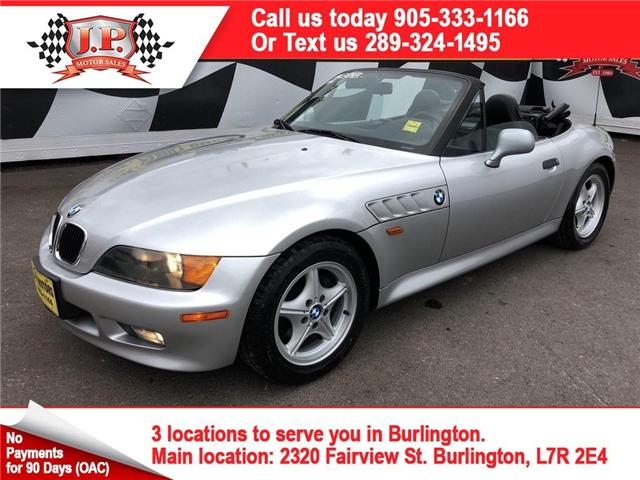 1996 BMW Z3 Base (Stk: 45537) in Burlington - Image 1 of 18