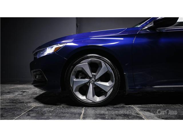 2018 Honda Accord Touring (Stk: CB19-38) in Kingston - Image 16 of 38