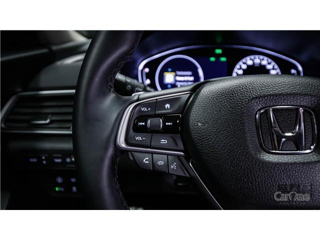 2018 Honda Accord Touring (Stk: CB19-38) in Kingston - Image 20 of 38