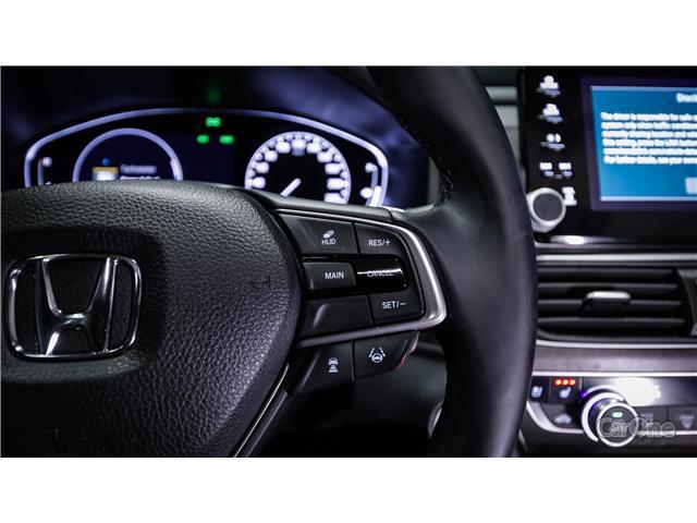2018 Honda Accord Touring (Stk: CB19-38) in Kingston - Image 21 of 38