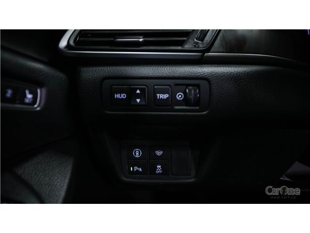 2018 Honda Accord Touring (Stk: CB19-38) in Kingston - Image 23 of 38