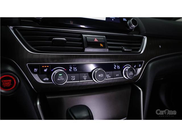 2018 Honda Accord Touring (Stk: CB19-38) in Kingston - Image 29 of 38