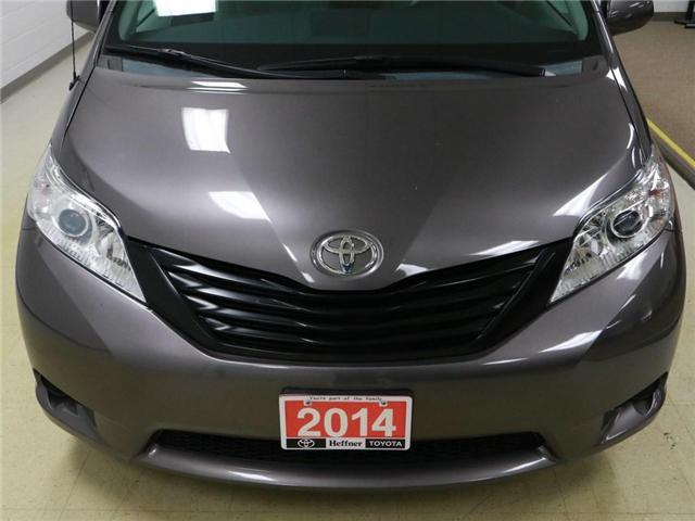 2014 Toyota Sienna  (Stk: 186416) in Kitchener - Image 24 of 28