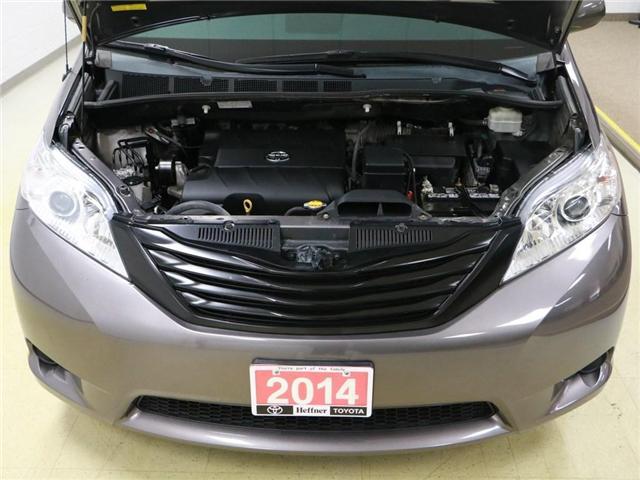 2014 Toyota Sienna  (Stk: 186416) in Kitchener - Image 25 of 28