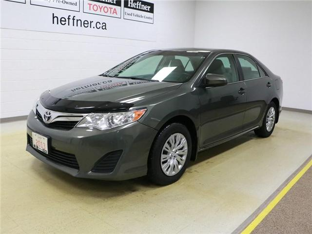 2013 Toyota Camry  (Stk: 195062) in Kitchener - Image 1 of 28