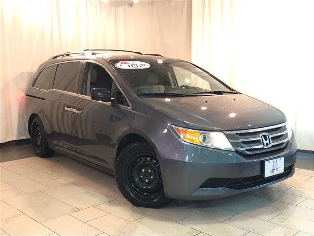2012 Honda Odyssey EX (Stk: 38466) in Toronto - Image 1 of 30