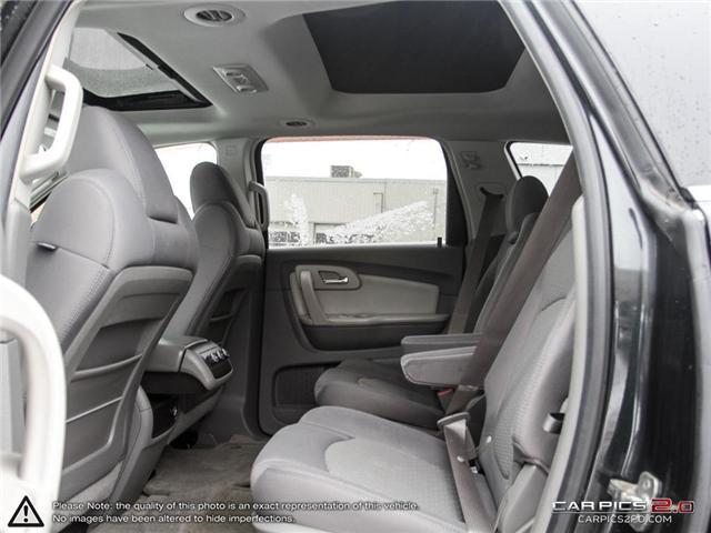 2009 Chevrolet Traverse LT (Stk: 28685) in Georgetown - Image 24 of 27