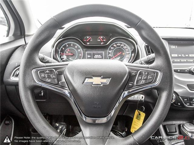 2016 Chevrolet Cruze LT Auto (Stk: 26243) in Georgetown - Image 13 of 26