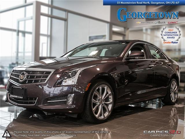 2014 Cadillac ATS 2.0L Turbo Performance (Stk: 28924) in Georgetown - Image 1 of 27