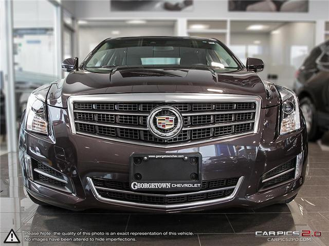 2014 Cadillac ATS 2.0L Turbo Performance (Stk: 28924) in Georgetown - Image 2 of 27