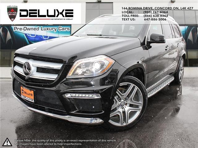 2015 Mercedes-Benz GL-Class Base (Stk: D0526) in Concord - Image 1 of 12
