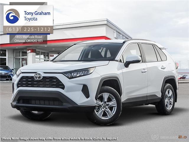 2019 Toyota RAV4 LE (Stk: 57881) in Ottawa - Image 1 of 23