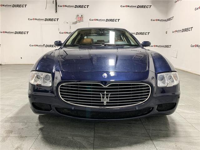 2006 Maserati Quattroporte  (Stk: DOM-023383) in Burlington - Image 2 of 30