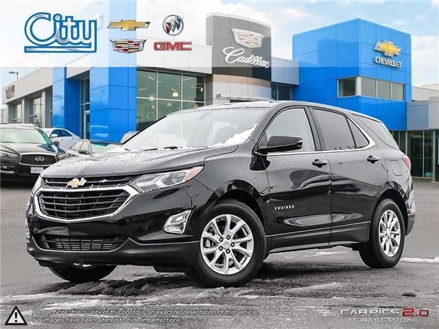 2018 Chevrolet Equinox LT (Stk: R12158) in Toronto - Image 1 of 27