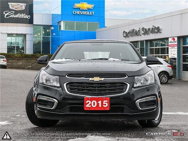 2015 Chevrolet Cruze  (Stk: R12170) in Toronto - Image 2 of 27